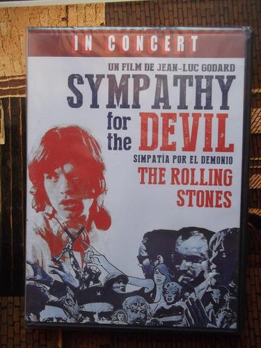 dvd sympathy for the devil jean luc godard nuevo sellado
