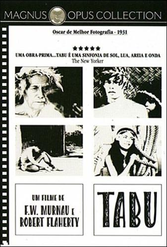 dvd tabu ( f. w. murnau )