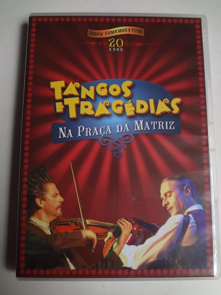 dvd tangos e tragdias