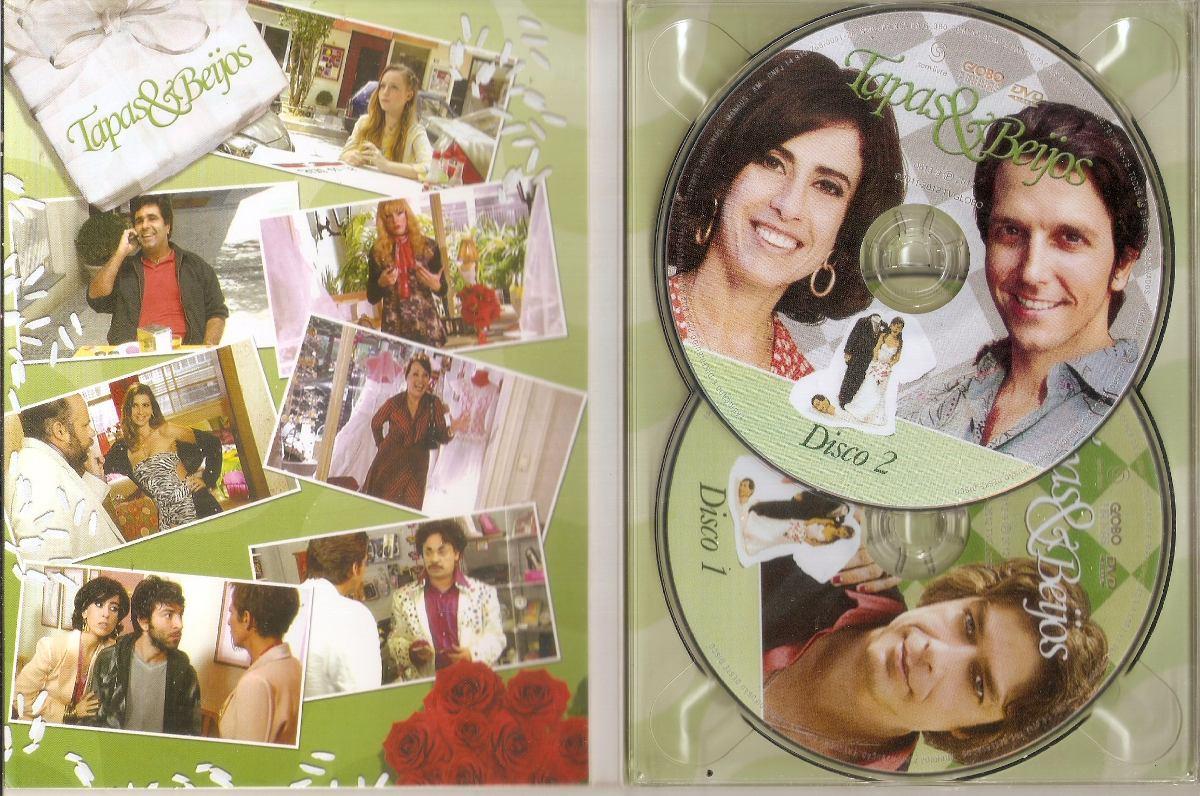 dvd tapas e beijos