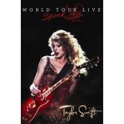dvd taylor swift  speak now world tour live original lacrado