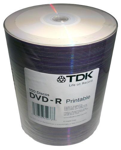 dvd tdk x 300 printable 8x +300 sobres-envio x mercadoenvios