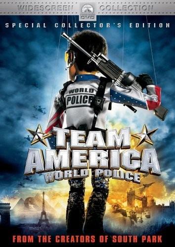 dvd team america policia mundial