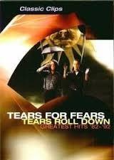 dvd tears for fears - 82 - 92 - tears roll down
