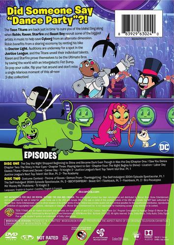 dvd : teen titans go!: season 4 - part 2 (amaray case, 2...