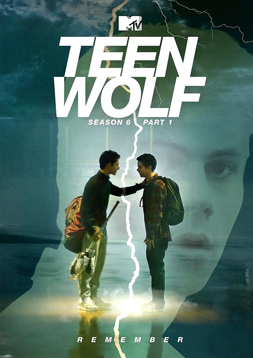 Teen Wolf Burning Serie