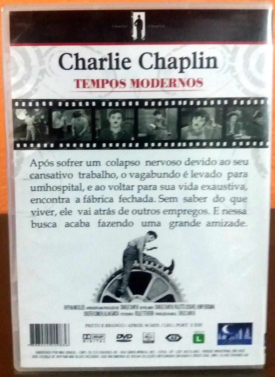 Ungewöhnlich Resumo Tempos Modernos Charles Chaplin Fotos - Beispiel ...