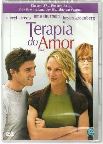 dvd - terapia do amor