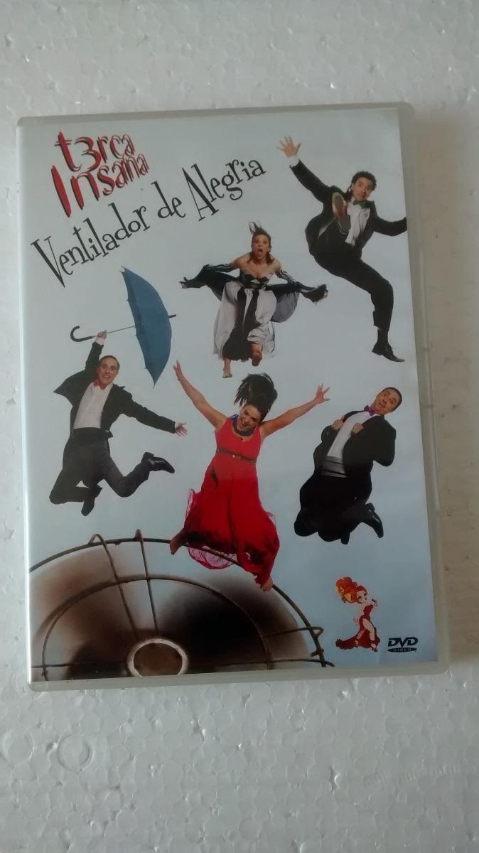 dvd ventilador de alegria