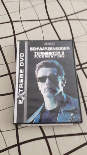 dvd terminator 2: judgment day - edición especial 2 dvds
