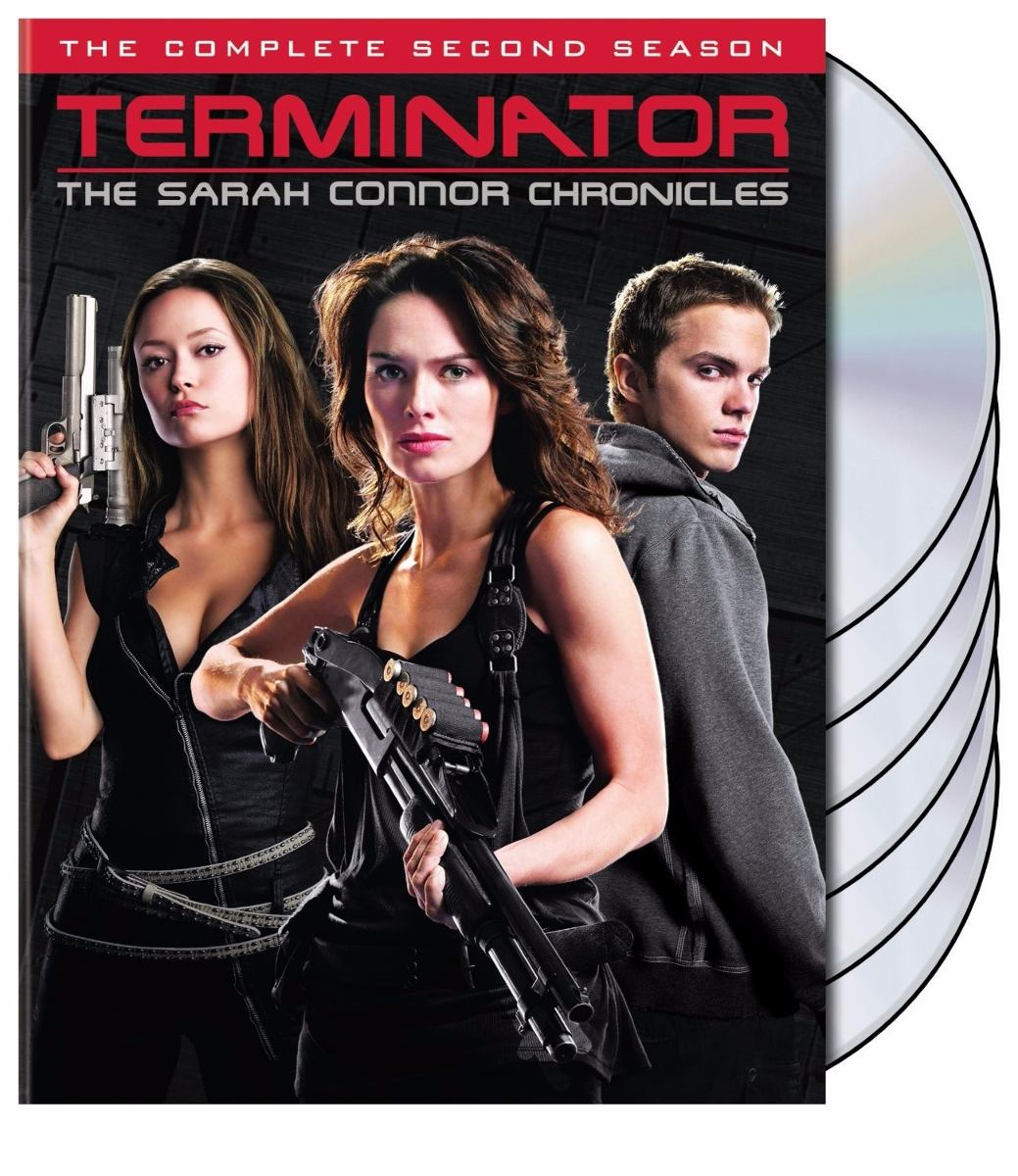 terminator the sarah connor chronicles 2 temporada dublado