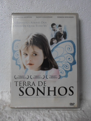 dvd terra de sonhos - original