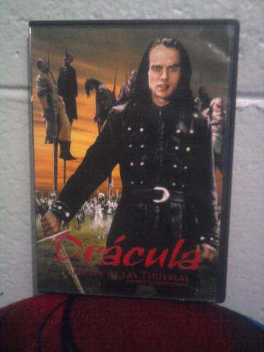 dvd terror dracula vampiros exorcista vlad el empalador