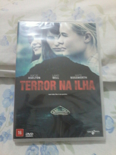 dvd terror na ilha - kate bossworth