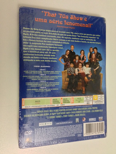 dvd that 70s show