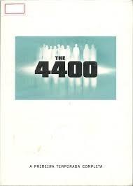 dvd the 4400 ¿1° temporada completa