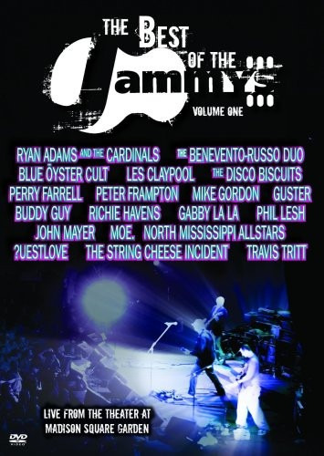 dvd the best of the jammys, vol. 1