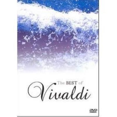 dvd the best of vivaldi   (com encarte interno)