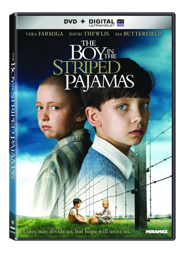 dvd :   - the boy in the striped pajamas (widescreen)