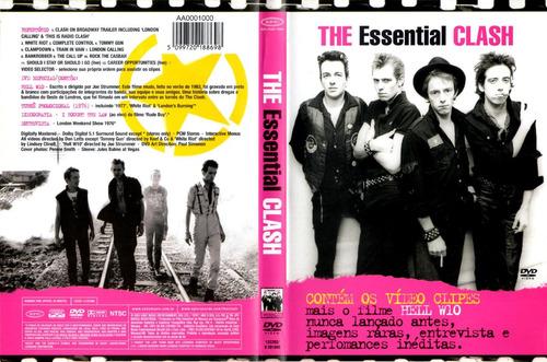 dvd the clash - the essential clash