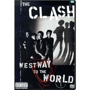 dvd the clash: westway to the world -