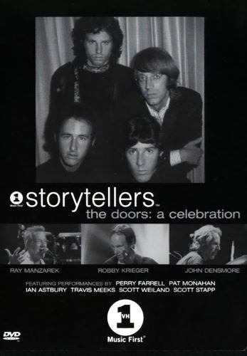 dvd the doors - a celebration vh1 storytellers jim morrison