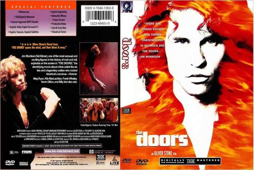 dvd the doors jim morrison val kilmer espanol latino regio 4
