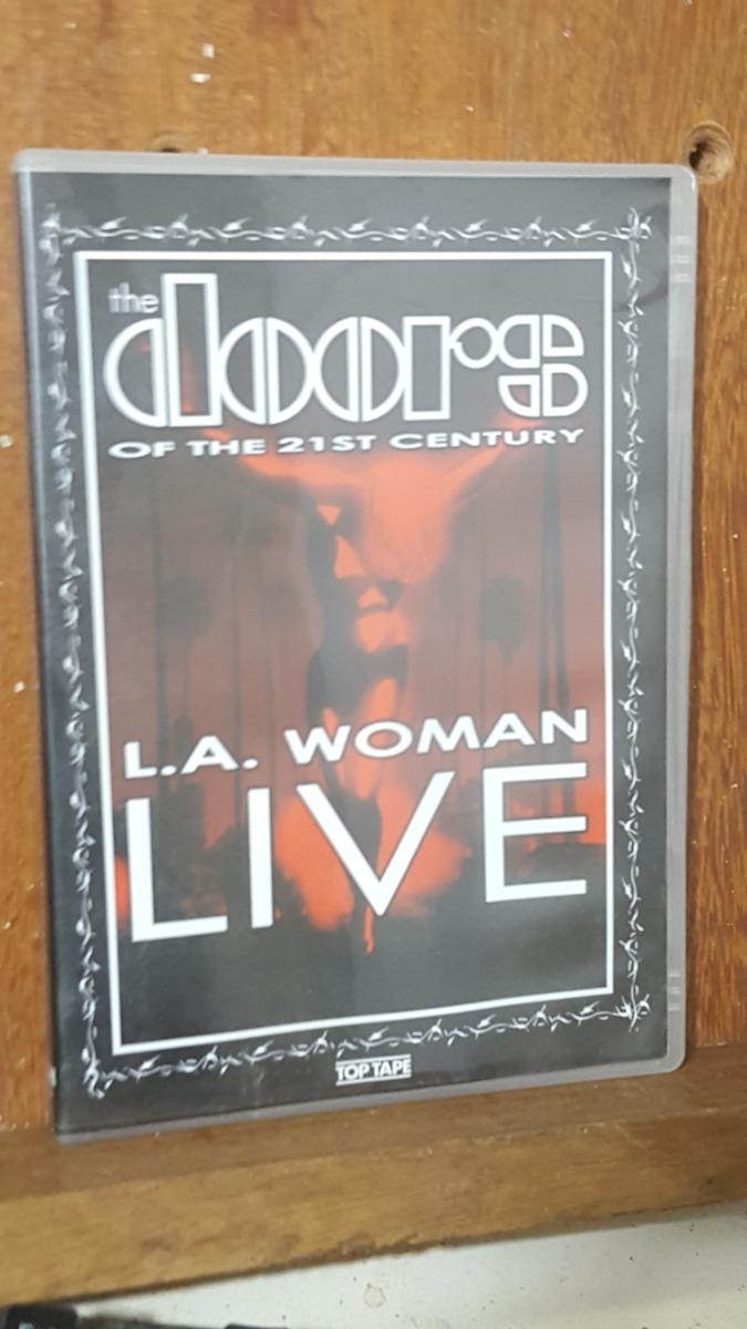 doors la woman live