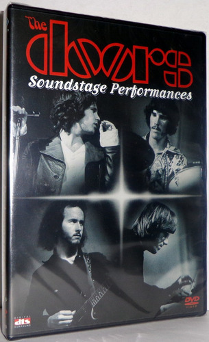 dvd the doors - soundstage performances
