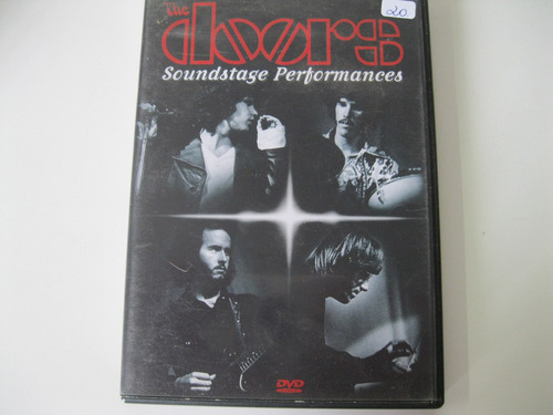 dvd  =  the doors - soundstage performances