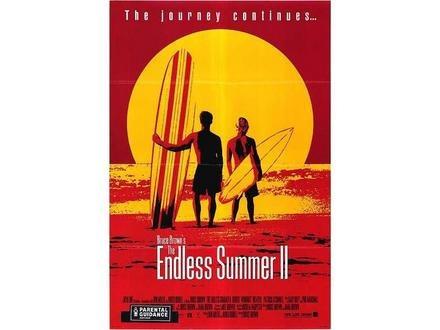 dvd the endless summer ii - alegrias de verão 2