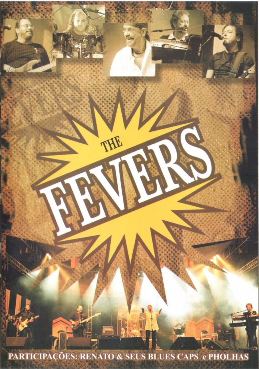 cd the fevers ao vivo