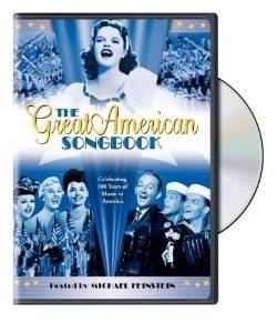 dvd the great american songbook- michael feinstein