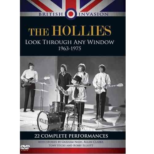 dvd the hollies look through any window 1963-1975