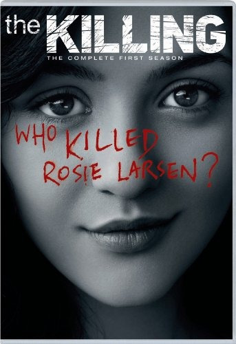 dvd : the killing: the complete first season (boxed set,...