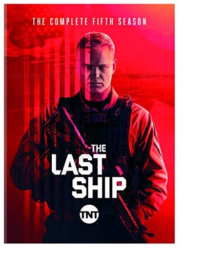 dvd : the last ship: the complete fifth season (amaray case)