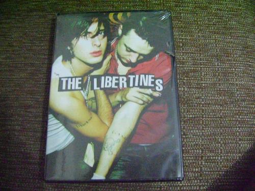 dvd the libertines 2004 e8b5