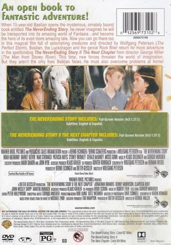 dvd :   - the neverending story / the neverending story ...