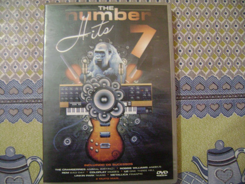 dvd  the number hits 7