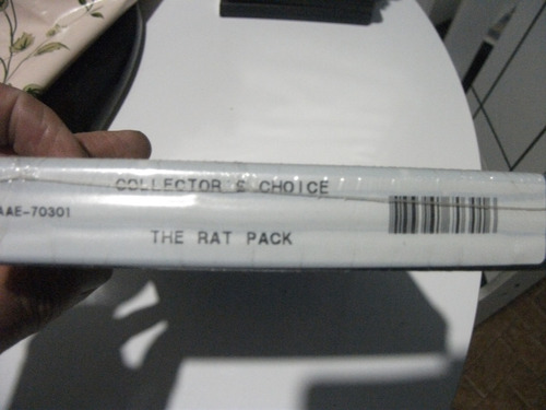 dvd the rat pack 1960 kings og cool lacrado import e8b3