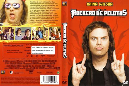 dvd the rocker rainn wilson nbc the office