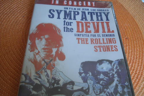 dvd the rolling stones sympathe for the devil
