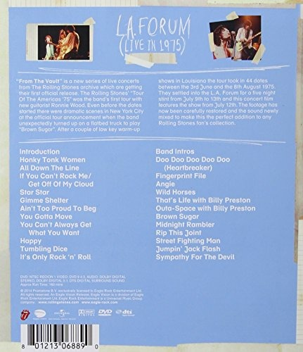 Dvd : The Rolling Stones - The Rolling Stones From Th (8890)