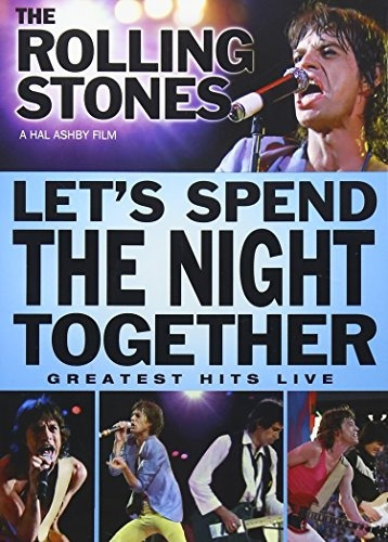 dvd : the rolling stones - the rolling stones: let's spe...