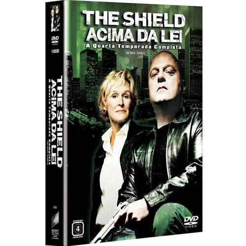 dvd the shield: