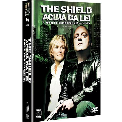 dvd the shield