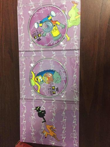 dvd the simpsons season 3 edición de colección original