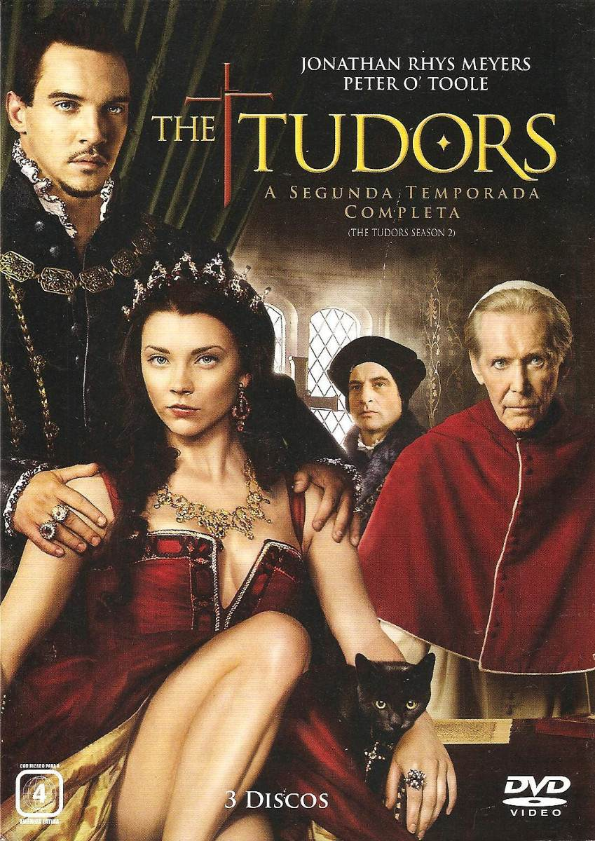 the tudors 3 temporada dublado