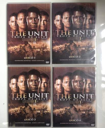 dvd the unit