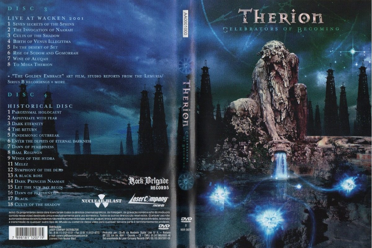 therion celebrators of becoming
